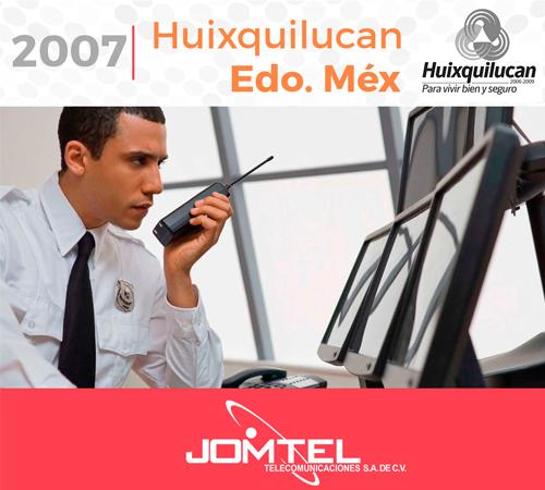 2007 HUIXQUILUCAN JOMTEL