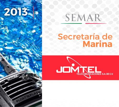 2013 SEMAR JOMTEL