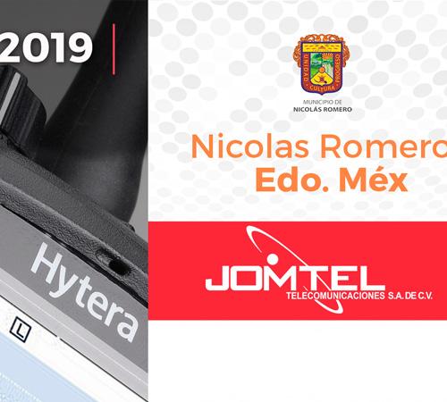 NICOLÁS ROMER JOMTEL