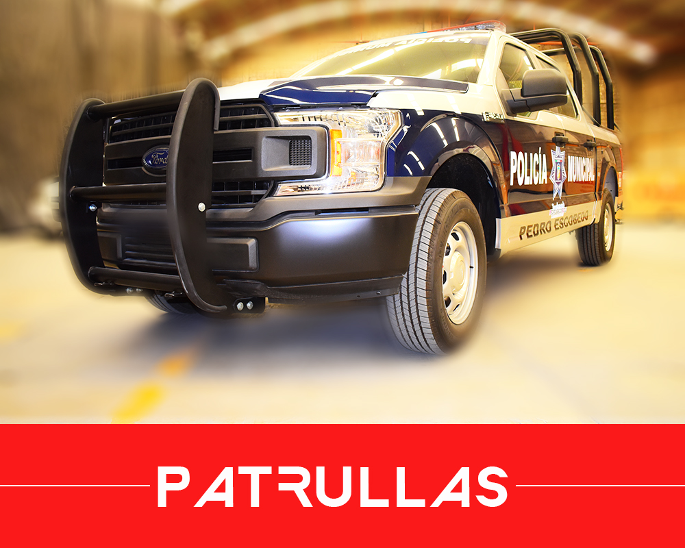 EQUIPAMIENTO DE PATRULLAS